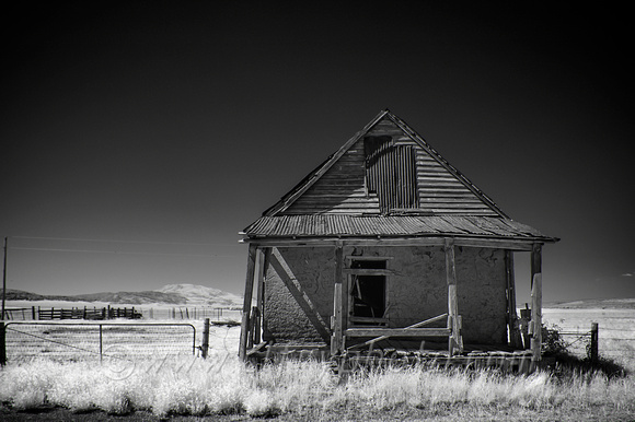 Building Unknown, Ocate, NM